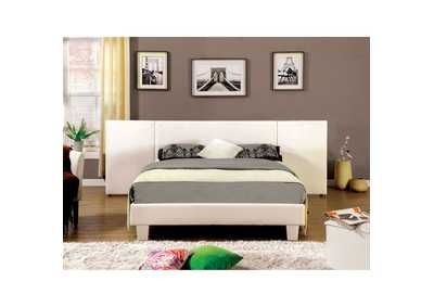 Winn Park ll White Headboard Panel