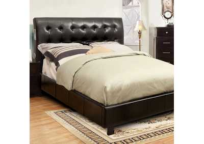 Hendrik Espresso Eastern King Platform Bed