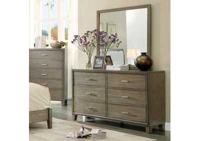 Image for Enrico I Gray Dresser