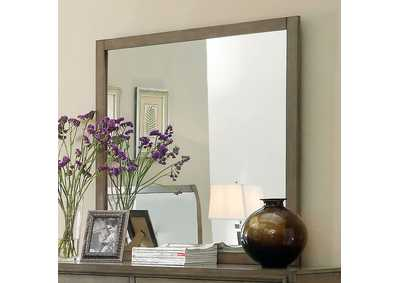 Enrico I Gray Mirror
