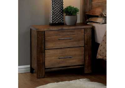 Elkton Oak Nightstand