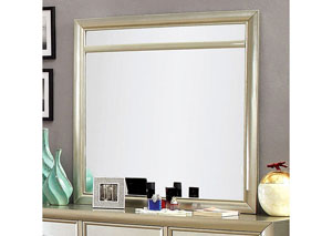 Briella Silver Mirror