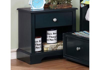 Diane Black Night Stand