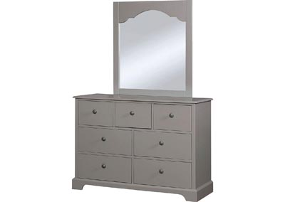 Dian Gray Mirror