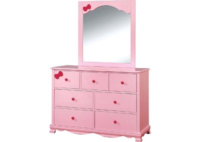 Image for Dani Pink Mirror