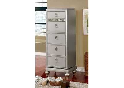 Image for Ariston Silver Swivel Chest