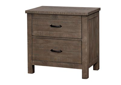 Brenna Gray Nightstand