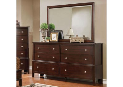 Ferrero Brown Cherry Dresser