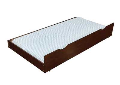 Brogan Brown Cherry Trundle