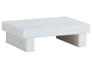 Image for Christie White Nightstand