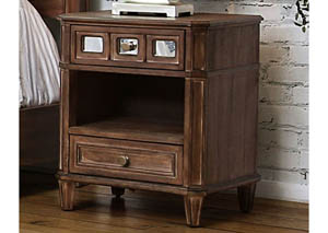 Image for Frontera Rustic Oak Nightstand