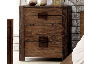 Image for Aveiro Rustic Natural Tone Drawer Chest