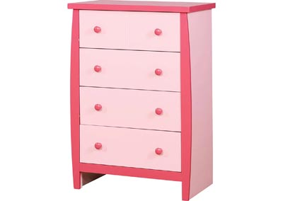 Image for Marlee Pink Chest