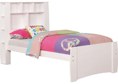 Image for Marlee White Twin Bed