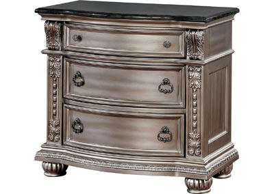 Image for Fromberg Champagne Nightstand