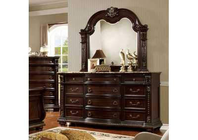 Fromberg Brown Cherry Dresser