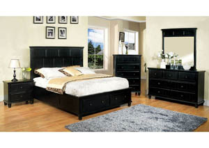 Willow Creek Full Storage Bed