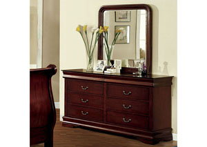 Louis Philippe II Cherry Dresser