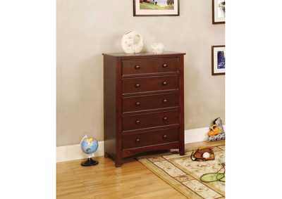 Omnus Cherry Drawer Chest