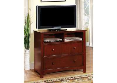 Omnus Cherry Media Chest