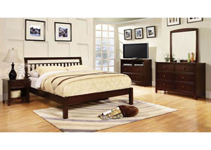 Corry Queen Sleigh Bed