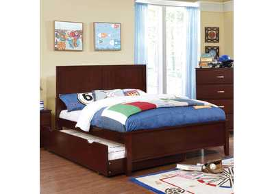 Image for Prismo Cherry Full Platform Bed