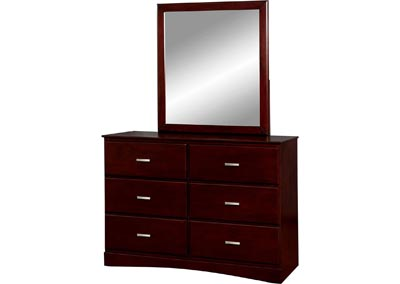 Image for Prismo Cherry Dresser