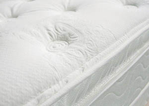 "Image for Bird of Paradise Twin 11"" Euro Pillow Top Mattress"
