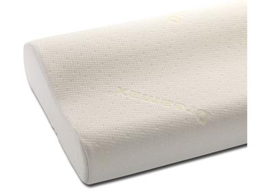 Hosta lll Memory Foam Contour Pillow (8 Pack)