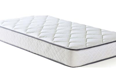 Oleander White Twin Mattress