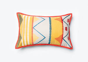 Allison II Multi Color Pillow (Set of 4)
