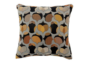 Onio Multi Ogee Pattern Pillow 18 x 18