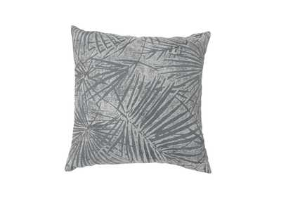 Image for Olive Grey Large Throw Pillow (Set of 2)