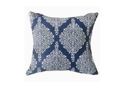 "Image for Ida 22"" X 22"" Pillow, Blue (Set of 2)"