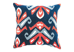 "Image for Lala 18"" X 18"" Pillow, Multi (Set of 2)"