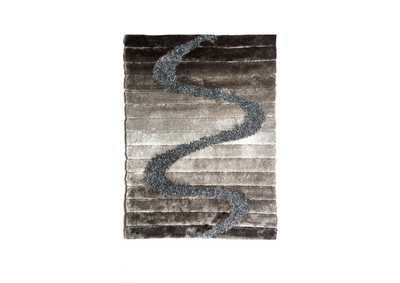Image for Vancouver 5' X 7' Gray Area Rug