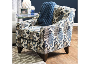 Pennington Floral Pattern Chair