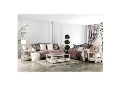 Image for Campana Pink Sofa