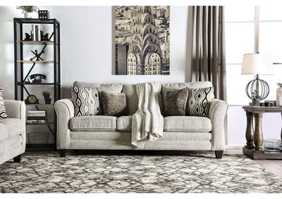 Image for Aleah Light Gray Sofa