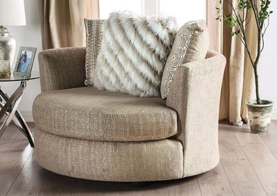 Avery Beige Chair