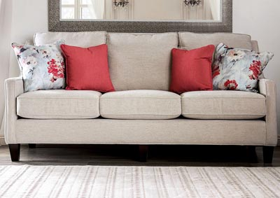 Image for Nadene Beige Sofa
