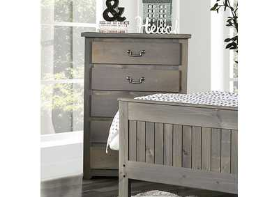 Rockwall Grey Chest