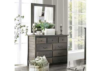 Rockwall Grey Dresser