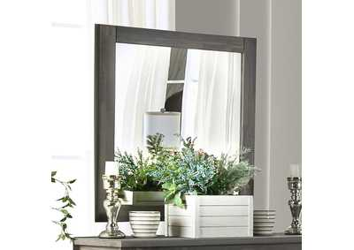 Rockwall Grey Mirror