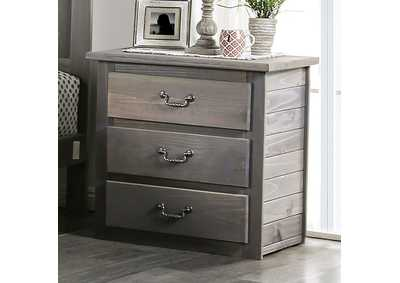Image for Rockwall Grey Night Stand