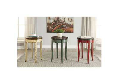 Image for Molly Red Side Table