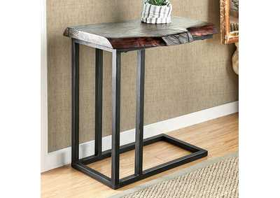 Kya Natural Tone Side Table
