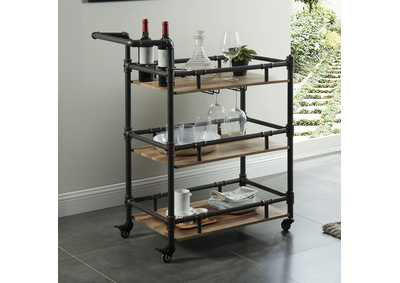 Alymer Serving Cart