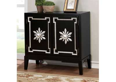 Nayeli Black Hallway Chest