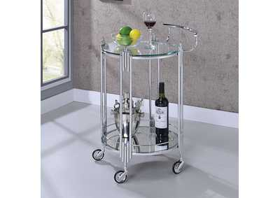 Image for Ebbe Serving Cart